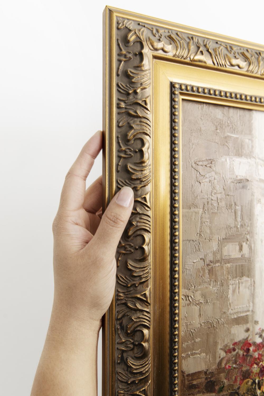 Daniel-gouden-barok-lijst