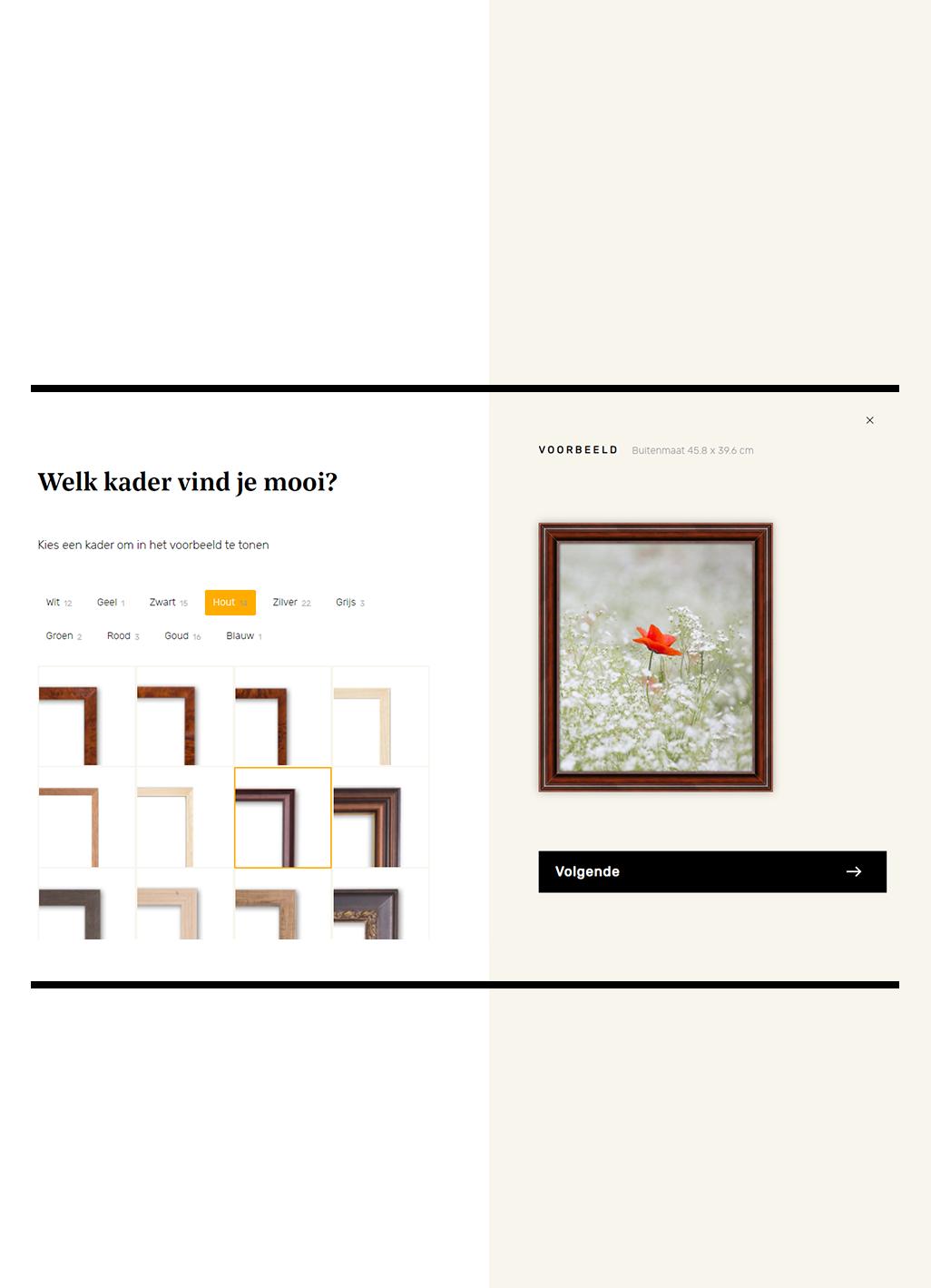 print-frame